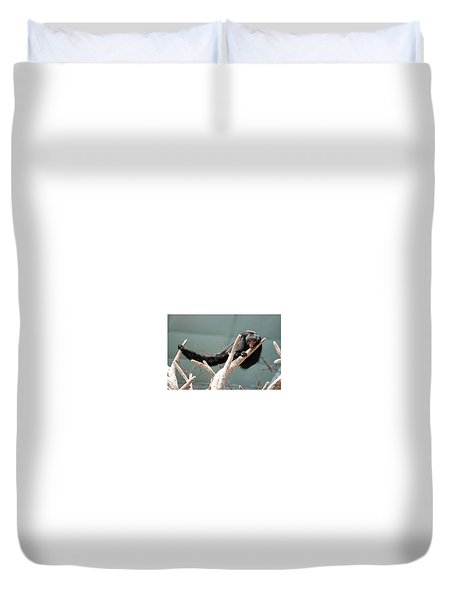 Hanging Loose Duvet Cover