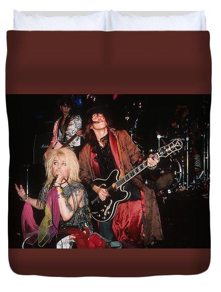 Hanoi Rocks Duvet Cover