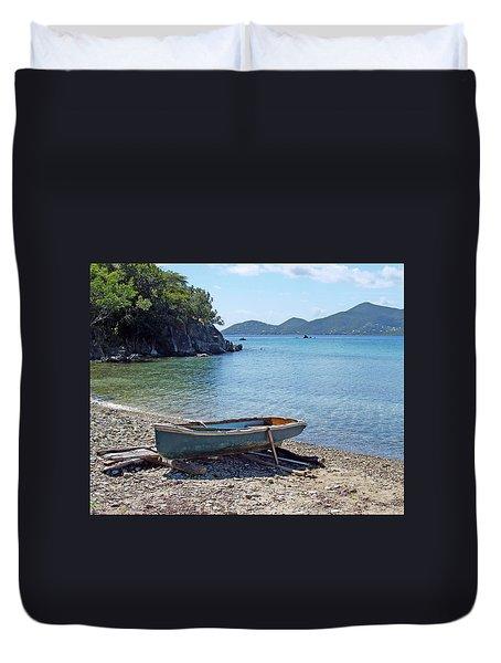 Hansen Bay 2 Duvet Cover