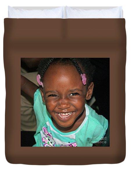 Happy Child Duvet Cover