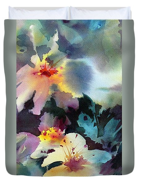 Happy Dance 2 Duvet Cover