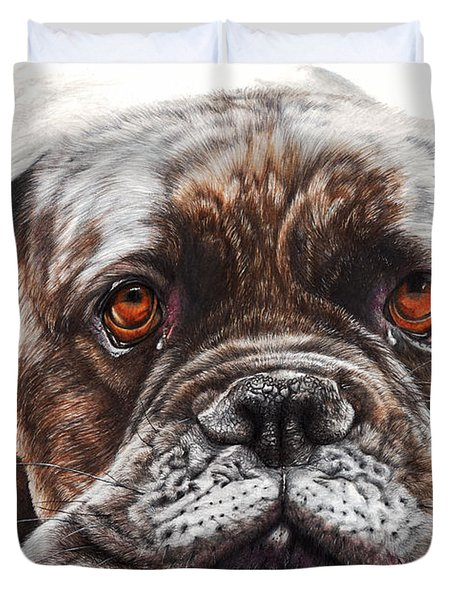 Happy Days Duvet Cover
