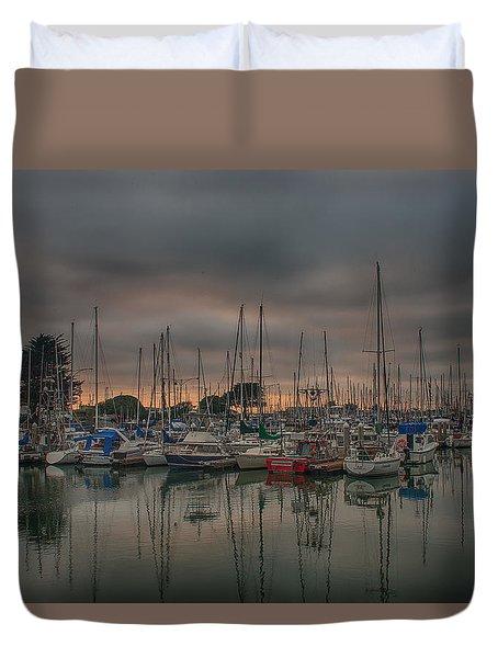 Harbor Light Duvet Cover