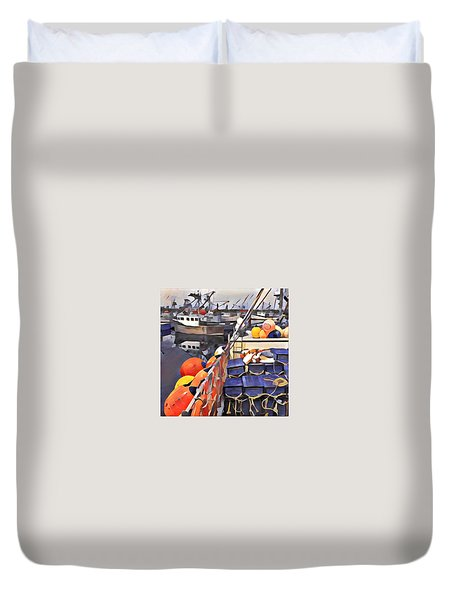 Harbour Ville Duvet Cover