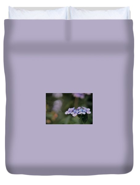 Hardy Blue Duvet Cover