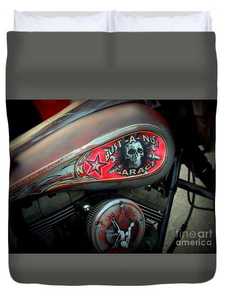 Harley 1 Duvet Cover
