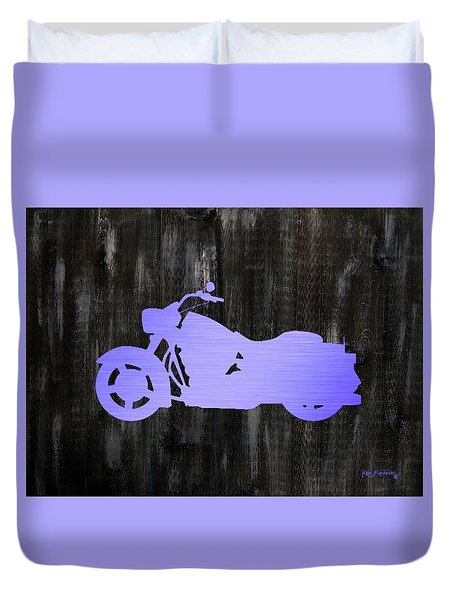 Harley Art Duvet Cover