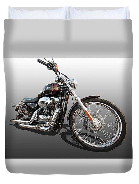 Harley Sportster Xl1200 Custom Duvet Cover