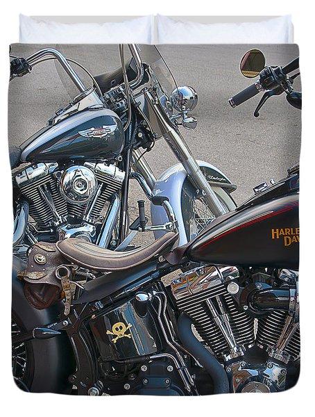 Harleys Duvet Cover
