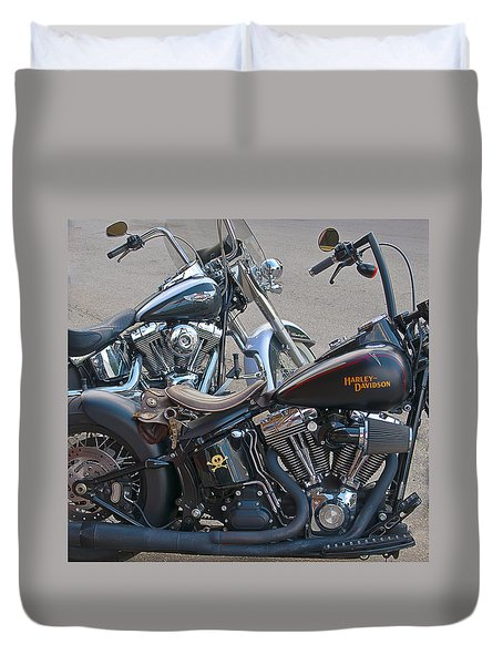 Harleys Duvet Cover