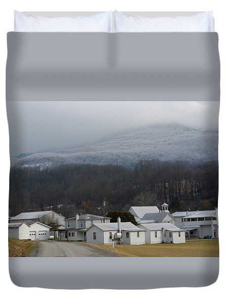 Harman Duvet Cover