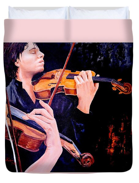 Harmony Duvet Cover