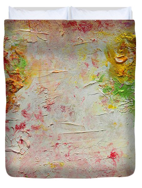 Harmony And Balance Duvet Cover