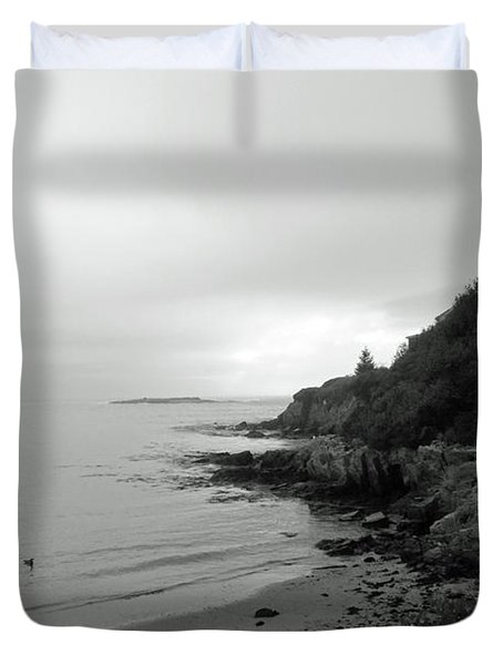 Harpswell, Maine No. 5 Duvet Cover