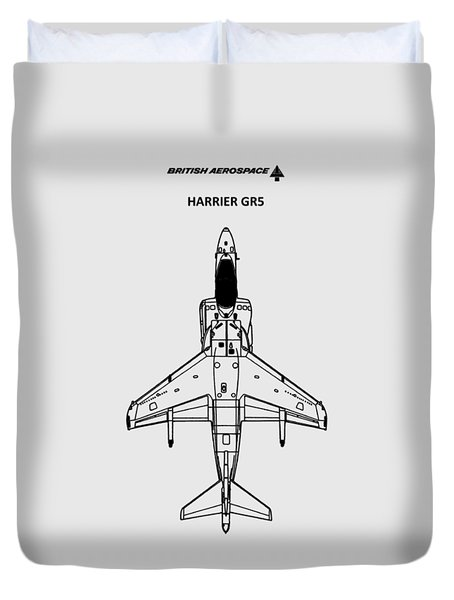 Harrier Gr5 Duvet Cover