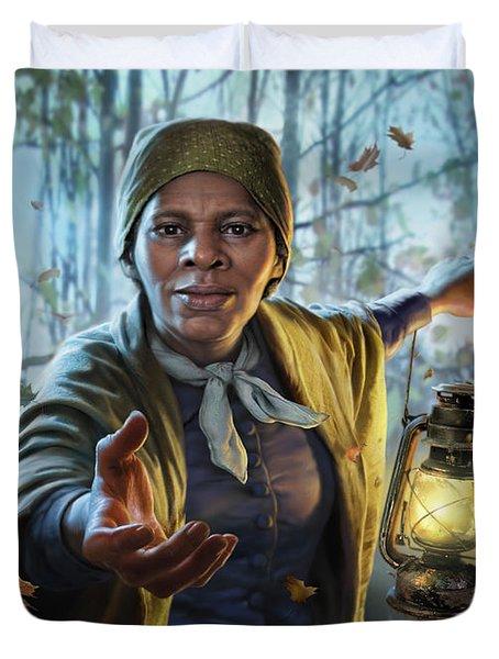 Harriet Tubman Duvet Cover