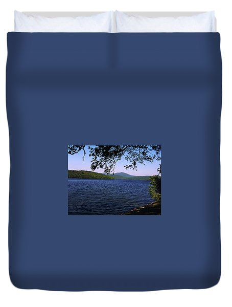 Harriman Duvet Cover by GJ Blackman