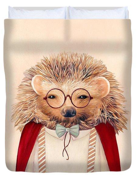 Harry Hedgehog Duvet Cover