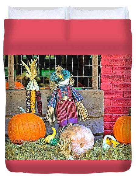 Harvest Duvet Cover