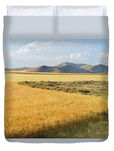 Harvest Duvet Cover
