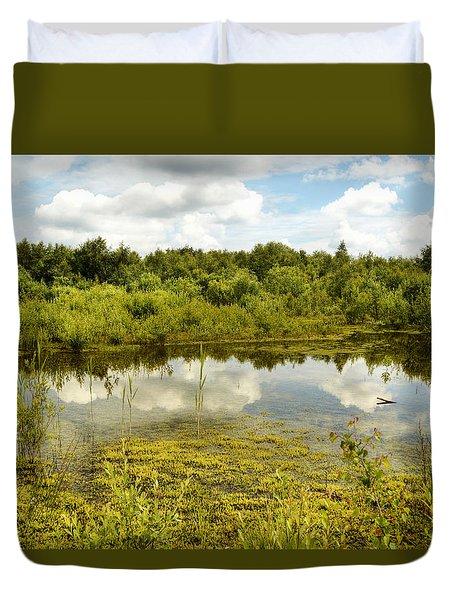 Hatfield Moors Duvet Cover