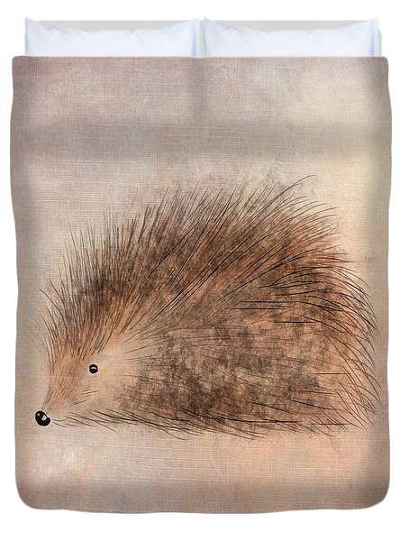Hattie Hedgehog  Duvet Cover