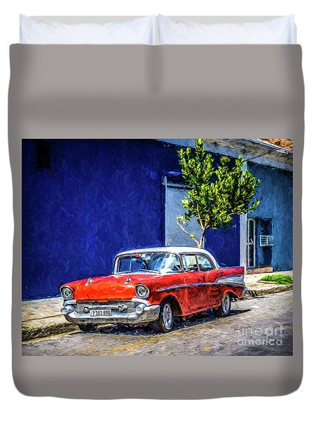 Havana Classic Duvet Cover by Perry Webster