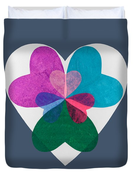 Have A Heart Duvet Cover
