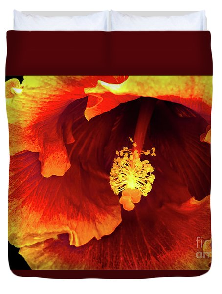 Hawaii Dreamin Duvet Cover