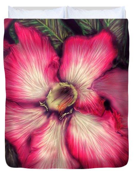 Hawaii Flower Duvet Cover