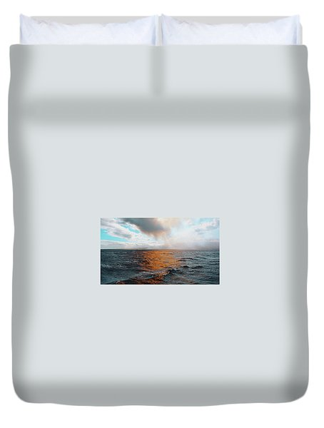 Hawaii Duvet Cover