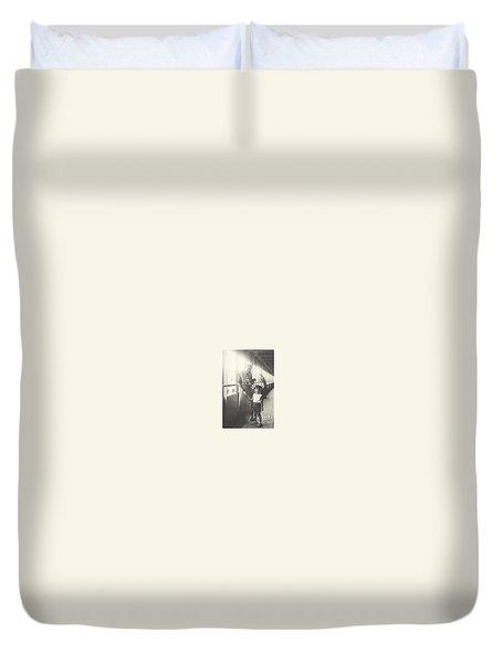 Duvet Cover featuring the photograph Hawaiian Cruise by Michael Krek