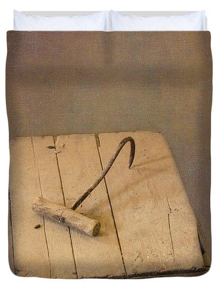 Hay Hook Duvet Cover