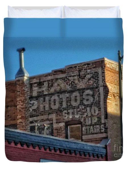 Hay Photo Studio Duvet Cover