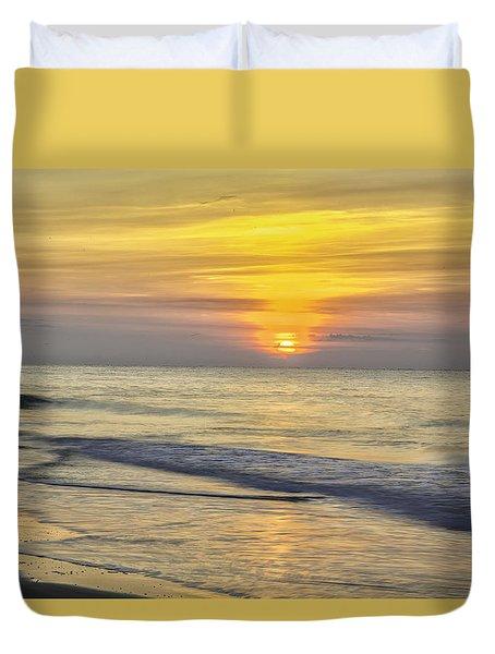 Hb Sunrise 09 Duvet Cover