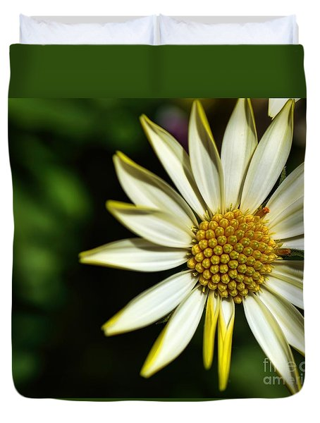 He Loves Me Duvet Cover by Diana Mary Sharpton