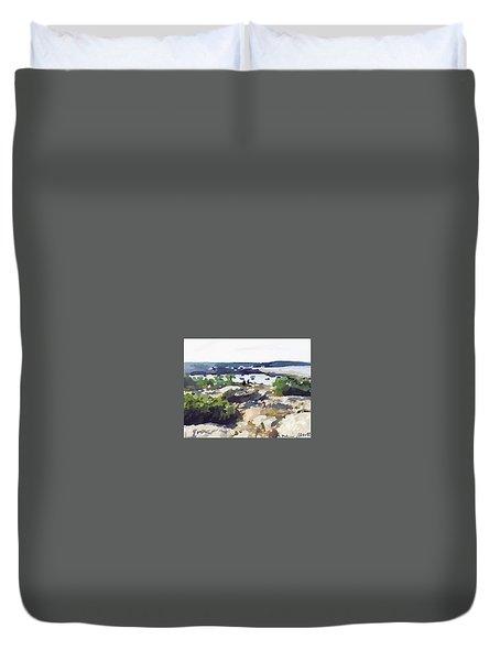 Headlands Duvet Cover