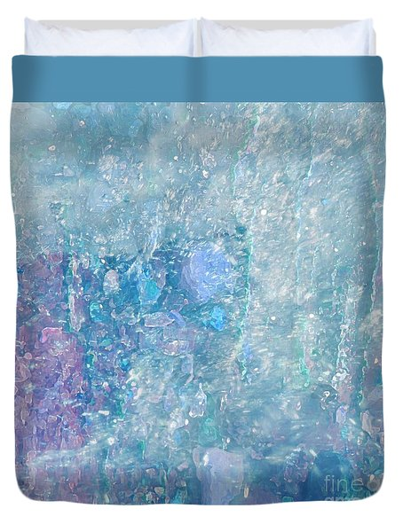 Duvet Cover featuring the photograph Healing Art By Sherri Of Palm Springs by Sherri  Of Palm Springs