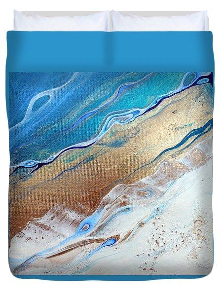 Healing Waters 3 Duvet Cover