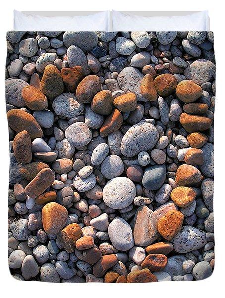 Heart Of Stones Duvet Cover