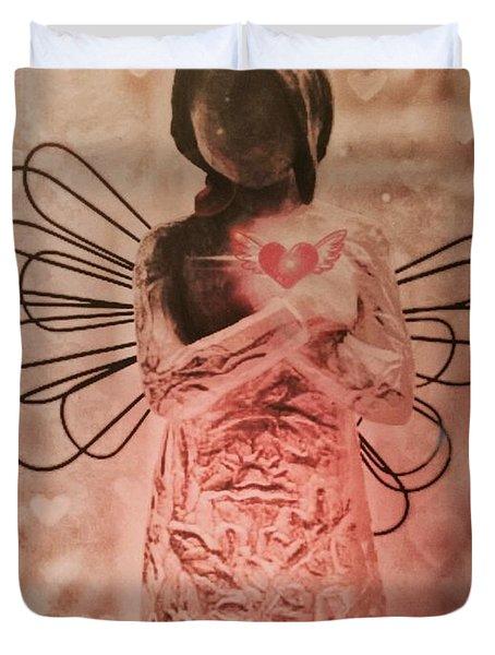 Heartfelt Duvet Cover
