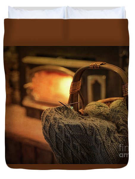 Hearth And Home Duvet Cover