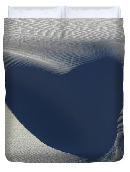 Hearts In The Desert Duvet Cover