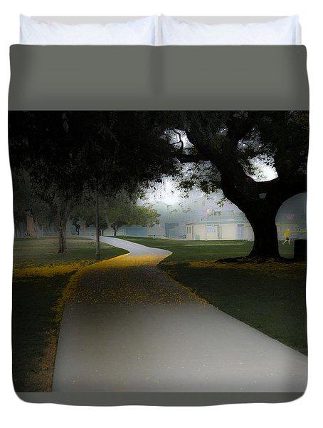Heartwell Park Duvet Cover