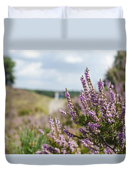 Heather Duvet Cover