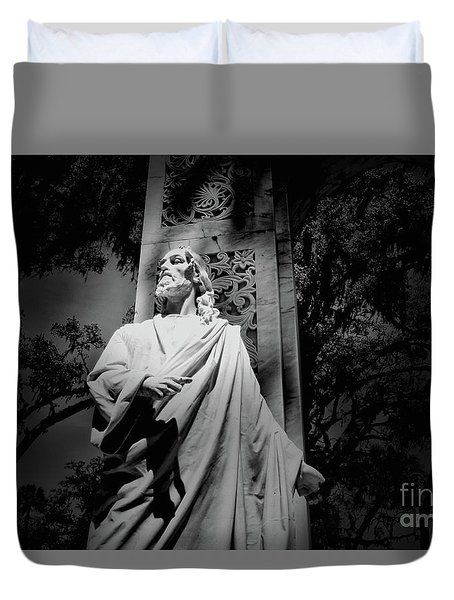 Heaven Awaits Duvet Cover