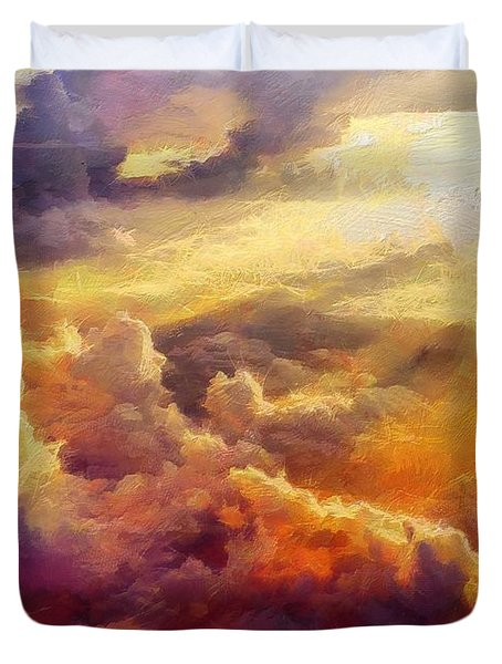 Heaven Duvet Cover