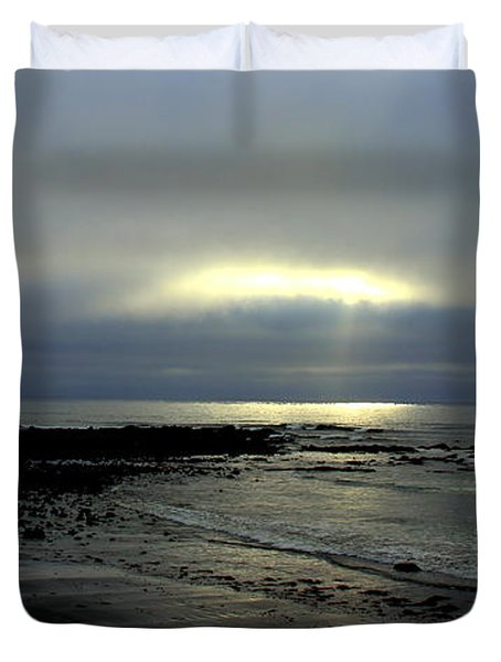 Heaven  Light Duvet Cover
