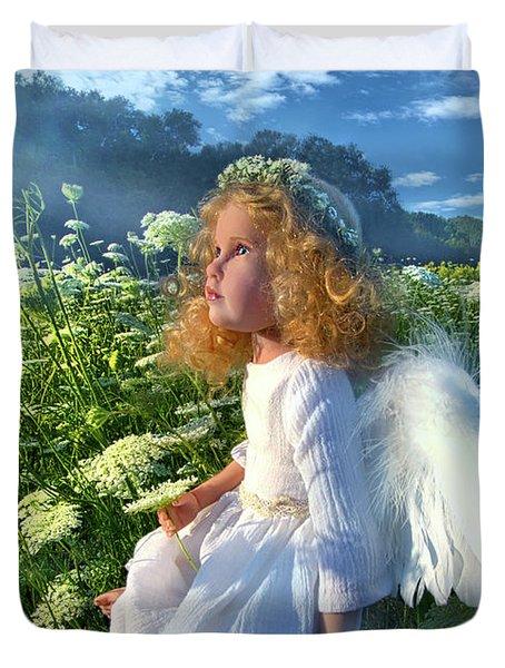 Heaven Sent Duvet Cover