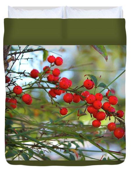 Heavenly Bamboo Duvet Cover